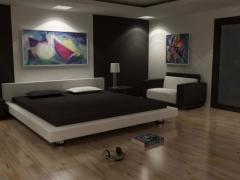 ремонт спальни 31